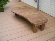 やわらかな雰囲気のテーブル 川崎市 Y様邸