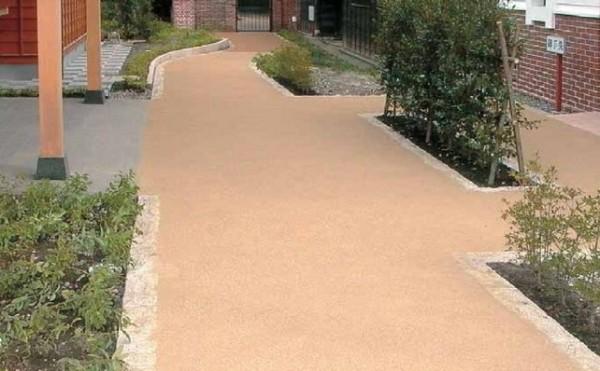 ガーデン舗装材 タカショー1