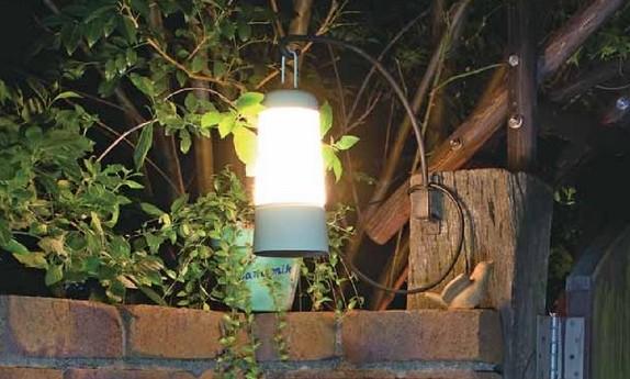 ガーデンテーブルライト 1型 タカショー1
