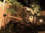 月雫 庭ゆらぎあり 和風ローボルトライト LED タカショー