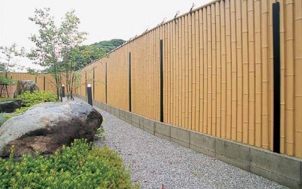 エバー9型セット(丸竹) タカショー1