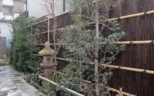 エバー11型セット(吉野杉) タカショー1