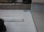 立水栓のリフォーム ちょっとお洒落になりました。 横浜市N様邸