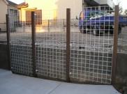 トレメッシュフェンスで自分好みのフェンスを作成 横浜市 I様邸