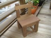 小さくて、可愛い椅子 横浜市泉区 M様邸