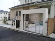 TOEXのシャッターゲート 横浜市 青葉区・戸塚区 施工